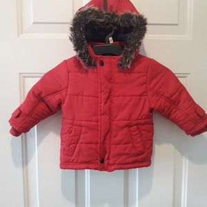 Monsoon 12-18 month heavy jacket